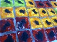 Τούρτα Μόκα Καραμέλα Με Μπισκότο 'Oreo' Ατομική 120ml (*110gr)