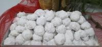 Κουραμπιέδες Αμυγδάλου (Παραδοσιακοί Στειρίου) *35gr